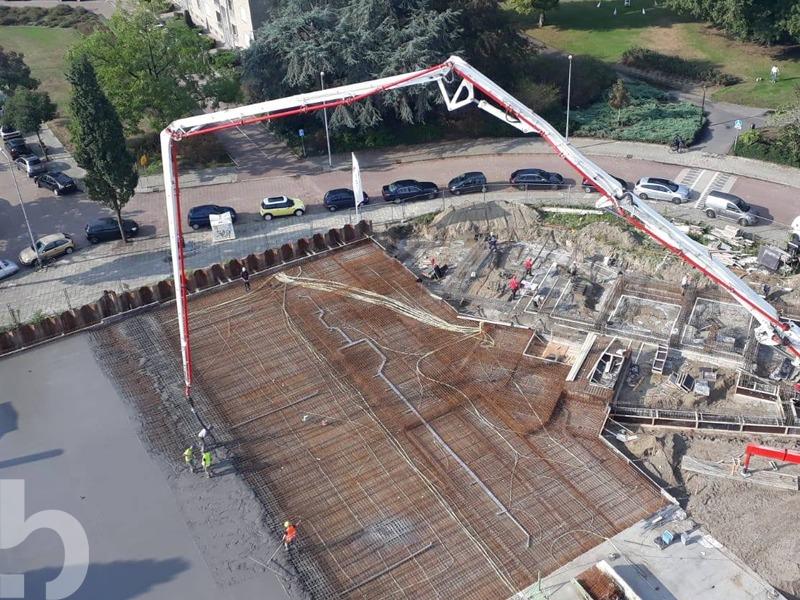 Parc fontaine eindhoven banbouw for Blok makelaardij